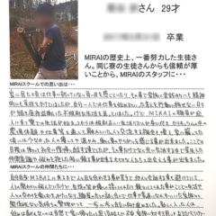 Tさん(29才)